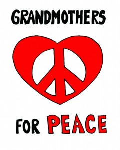 Grandmothers For Peace Nevada County