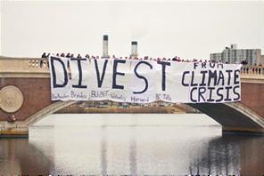 divest climate