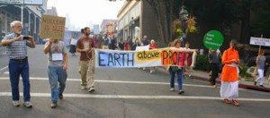 earth above profit