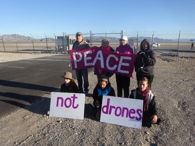 Peace not drones