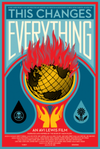 """Film - Naomi Klein's """"This Changes Everything"""" @ The Open Book"""