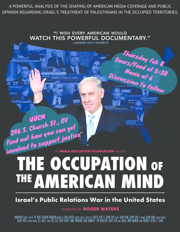 occupation of american mind
