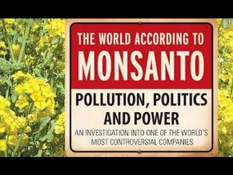 Fourth Friday Film - The World According To Monsanto @ Madelyn Helling Library