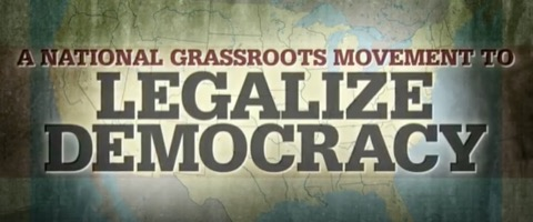 Legalize Democracy - Fourth Friday Film @ Madelyn Helling Library